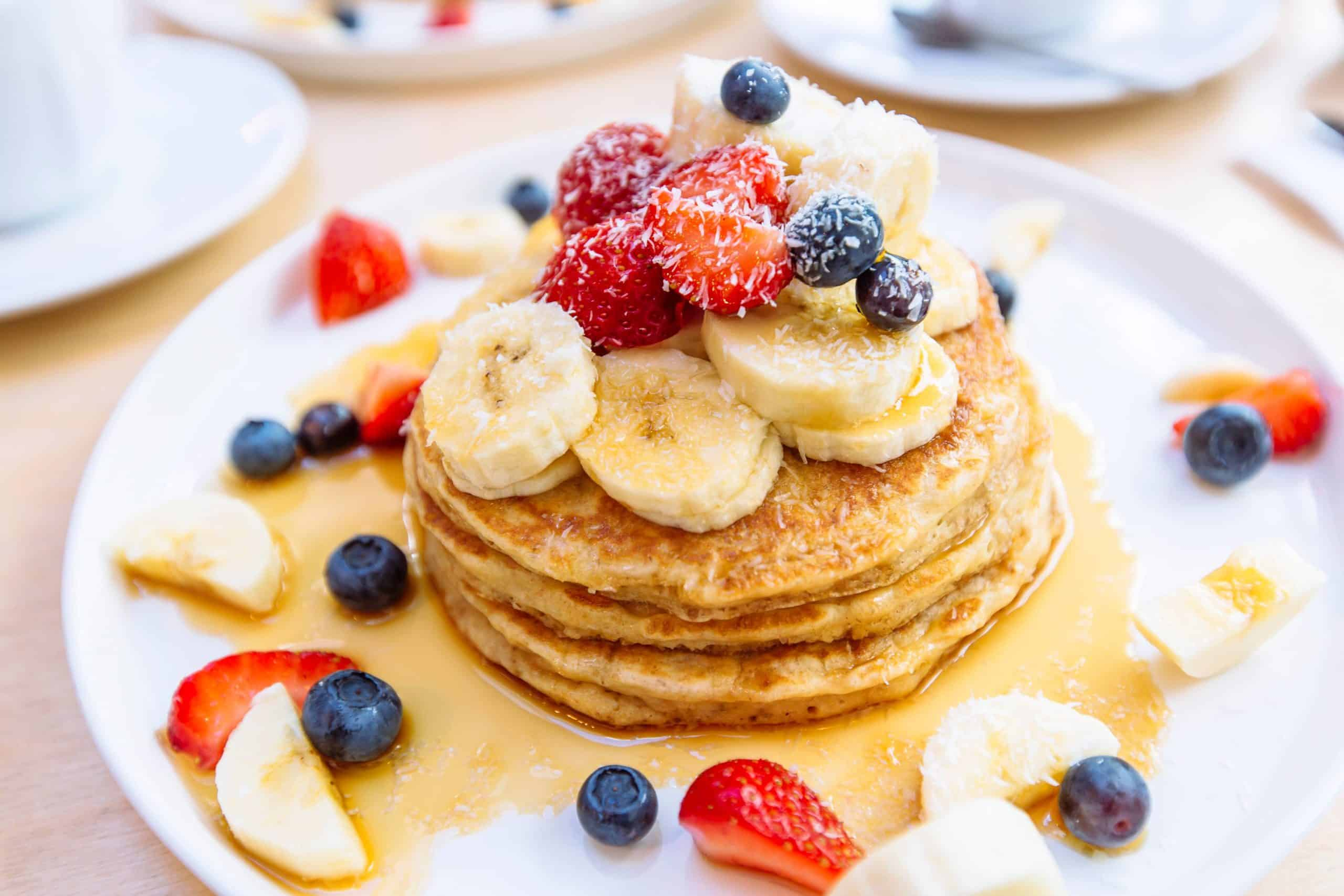 Pancake Recipe For Fluffy Pancakes